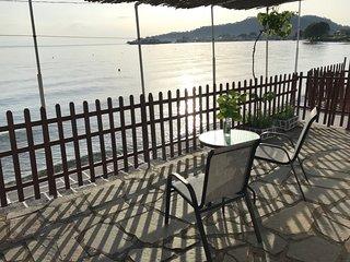 Tsoukalario, appartments by the sea
