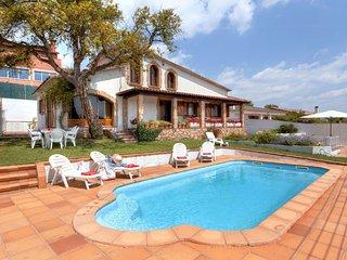4 bedroom Villa in Tordera, Catalonia, Spain : ref 5514636
