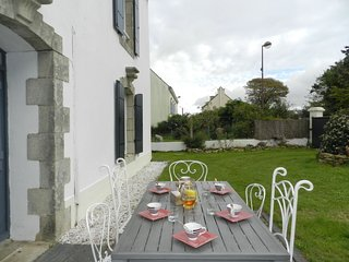 4 bedroom Villa in Clohars-Carnoet, Brittany, France : ref 5630108