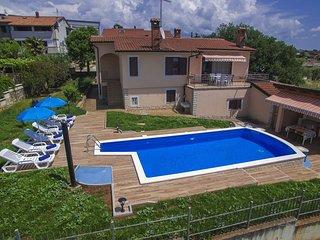3 bedroom Villa in Brnobići, Istria, Croatia : ref 5512778