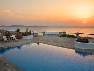 Mykonos Tranquil Sunset
