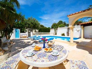 3 bedroom Villa in Casas de Torrat, Valencia, Spain : ref 5630088