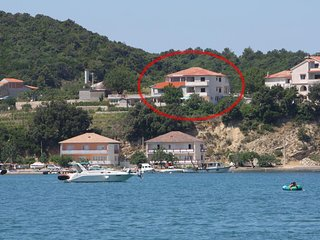 Two bedroom apartment Supetarska Draga - Donja (Rab) (A-2013-b)
