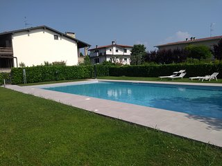 Amazing house, with big pool shared, peacefull zone, comfy and full equipped