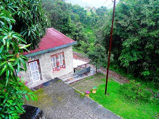 The Silent Valley-Kumaoni House (River Kalsa)