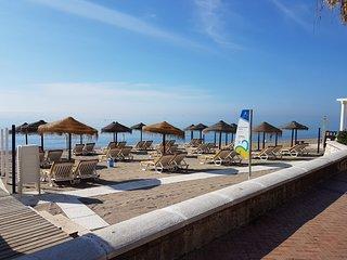 Paseo Marítimo Fuengirola. Apartamento céntrico junto a la playa.
