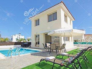 Cyprus Holiday Villa POLLY Profile