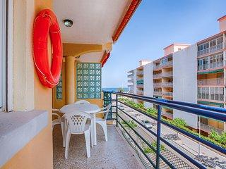 3001. Apartamento de tres habitaciones cerca de la playa de Gandia. WADIBIT.