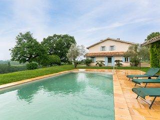 4 bedroom Villa in Saint-Urcisse, Occitania, France : ref 5049455