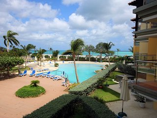OCEANIA RESORT - Elegant View Three-bedroom condo - E224 - BEACHFRONT - EAGLE BE
