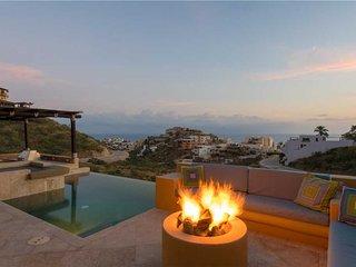 Ocean View Villa on Stunning Hillside,  Villa Sonara, 4 BR