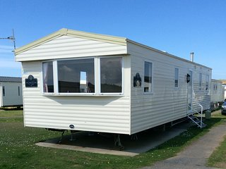 Perranporth, Haven's Perran Sands, Caravan 693 located on Kernow View