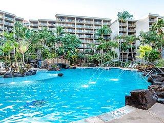 Kaanapali Shores Getaway Beachfront Resort