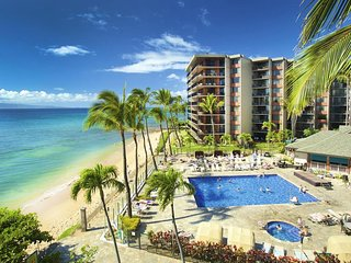 Kaanapali Shores Getaway Beachfront Resort