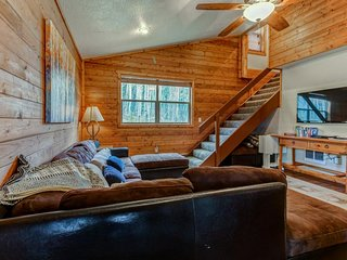 NEW LISTING! Unwind at this charming alpine getaway  - close to skiing & fun!
