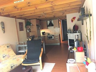 Rental Apartment Biscarrosse, 2 bedrooms, 6 persons