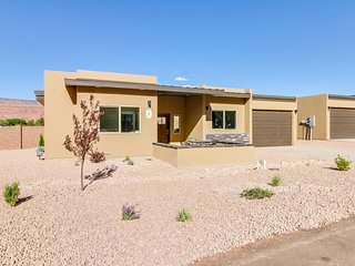 NEW LISTING! Peaceful desert home w/incredible views-near Arches National Park