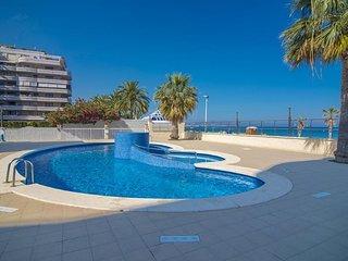 Apartamento Cancun en Calp,Alicante para 6 huespedes