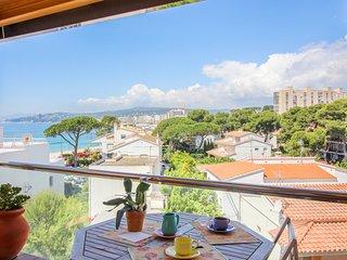 Ataraya Apartment, Frente al Mar con Terraza