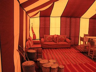 authentic sahara camp