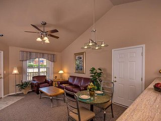 Westgate Branson Lakes Resort - One Bedroom Villa