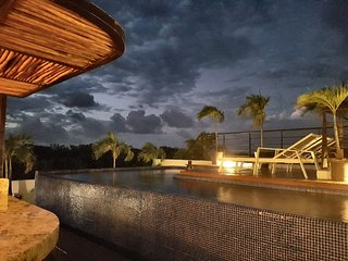 Private Jacuzzi studio in heart of Tulum by Happy Adress