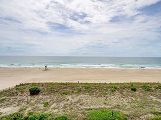 Station One-5B Mountjoy-Oceanfront condo with community pool, tennis, beach