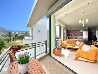 Quiet apartment in Rethymno