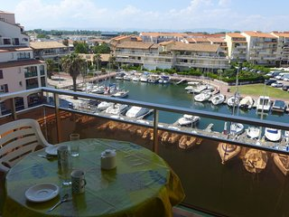 1 bedroom Apartment in Canet-Plage, Occitania, France : ref 5050587