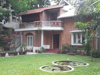 Tagore Homestay Villa - Ground Floor (2-Bedrooms, Living room & Kitchen)