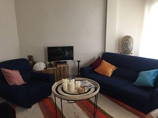 Oferta! Alquiler vacacional - piso amplio, comodo y luminoso de 3 dormitorios