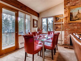 Vail Trails East 6, 2BD + Loft Condo