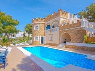 4 bedroom Villa in Rada de Moraira, Valencia, Spain : ref 5392532