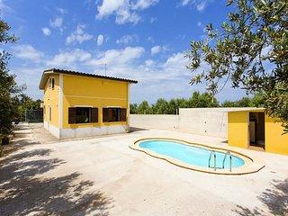 Villa Rosa villa indipendente rilassante con piscina all'aperto privata
