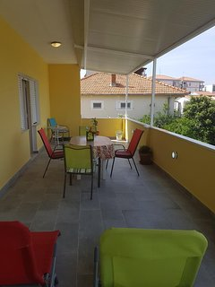 Terrace, Surface: 26 m²