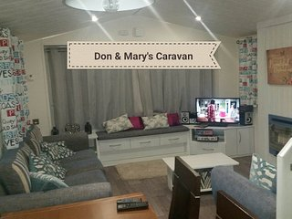 Don and Mary Caravan
