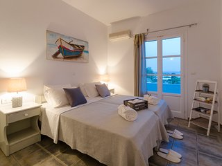 Double Junior suite with panoramic sea view
