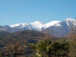 gites  ARLES sur TECH  mas catalan en Vallespir, pyrenees orientales