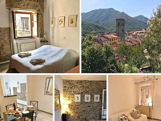 Charmig apartment in the heart of Borgo a Mozzano