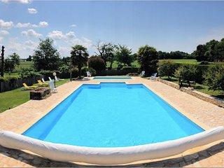 Gîte 4 personnes avec piscine chauffée - Campsis
