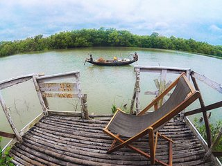 Gol Kanon Eco Lodge - Sundarbans