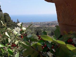 Vista meravigliosa a Catania