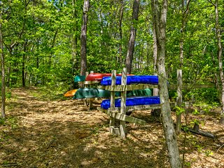 Kayak/ Paddling Boarding/ Summer Retreat
