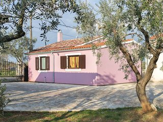 Elba- house for family, in green of olive three