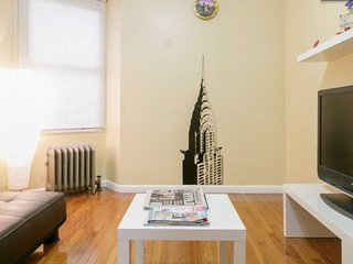 NEW - 2 BR's - 10 min. to Manhattan!