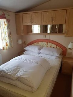 Caravan for hire in Ingoldmells