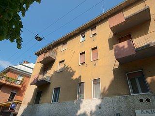 Modern studio in the Tortona-Navigli district