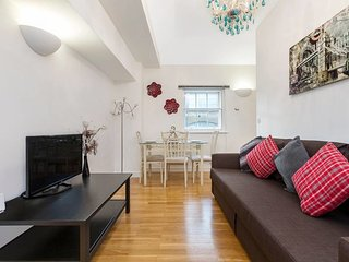 Spacious 1bed flat w/Sofa Bed in King's Cross