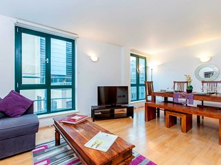 Fantastic 2bed flat w/Sofa Bed near Tower Bridge