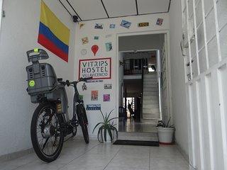 Vitrips Hostel Antares habitacion de lujo